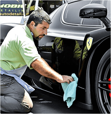 mobile auto detailing los angeles - pro mobile auto detail