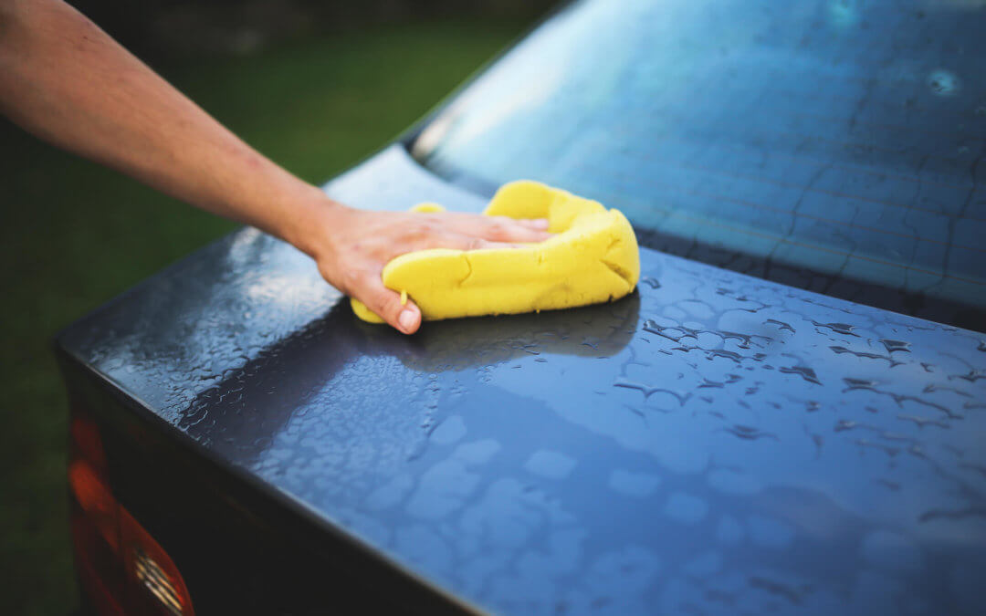 How Washing Your Car Could Be Damaging It
